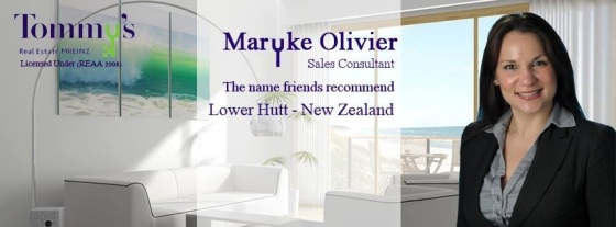 real estate agent on the South Africans in New Zealand website