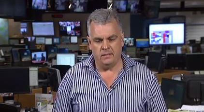 Ian Mellett News24 Australia a South AFrican In New Zealand talking about Mandela